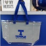 Notice for clear bag policy at Round Rock ISD for Temple football season opener