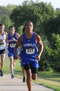 Wildcat Varsity Cross Country – Temple Invitational