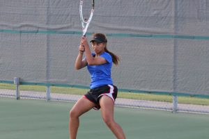 Lady Wildcat Tennis vs. Pflugerville Connally