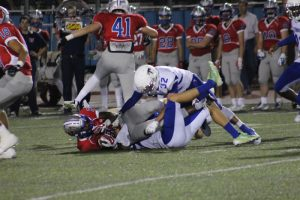 Wildcat Football vs. Westlake – 2nd Half