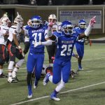 Temple holds off Manor 28-14