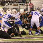 Wildcats rumble past Connally 63-7