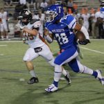 Hatcher's big night paces Temple past Hutto 41-34