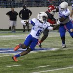 Wildcats secure playoff berth with 49-40 win at Waco