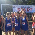 Brewer, Rynard lead Tem-Cats in strong showing at CC Regionals