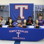 Five Wildcats Sign To Play College Football