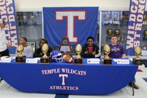 Wildcat Football National Signing Day
