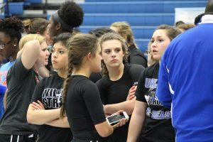 Lady Wildcat Powerlifting – Temple Invitational
