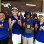 Temple Girls Golf Qualifies for Regionals, 2nd in 17-5A