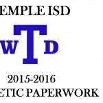 TISD Free Athletic Physicals held on April 23rd