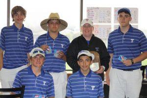Temple Boys Golf – District Tournament