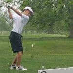 Temple golfers complete first day of regional tournament