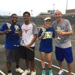 Wildcat Tennis Host First Student/Staff Tournament