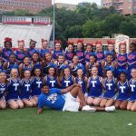 THS Cheerleaders Receive Accolades at NCA Camp