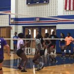Volleyball Parent Meeting And Scrimmages Set