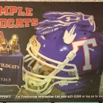 Wildcat Football Selling Discount Cards For Fundraiser