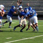 Wildcats Show Big Play Capabilities In Scrimmage