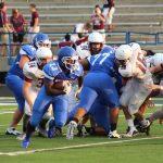 Junior Varsity Football Round-Up vs. Round Rock