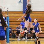 Freshman Volleyball Rallies Past Ellison