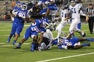 Wildcat Football vs. Bryan – 1st Half