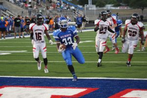 JV Blue Football vs. Harker Heights
