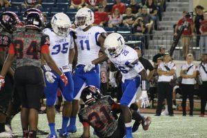Wildcat Football vs. Harker Heights – 1st Half