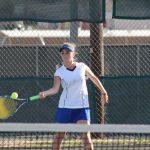 Team Tennis Defeats University in 17-5A Play