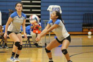 JV Volleyball vs. University