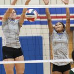 JV Volleyball Sweeps Connally