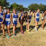 Temple Cross Country - 17-5A Championships