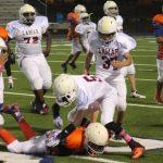 Lamar Football Roundup vs. Bonham