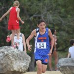8th Grade Boys Cross Country - District Meet