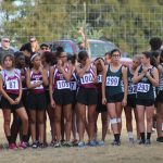 8th Grade Girls Cross Country - District Meet