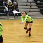 Travis 8th Grade A Volleyball vs. South Belton