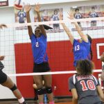 Tem-Cat rally falls short, Temple VB eliminated in five games