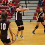 Lamar Volleyball Round-Up vs. South Belton