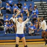 Tem-Cat Volleyball announces all-district and team awards