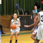 Travis girls basketball results versus Bonham