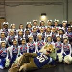 THS Cheerleaders excel at UIL Spirit State Championships
