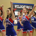 Open workouts for cheerleading tryouts to begin