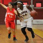 Lamar girls basketball results vs. South Belton