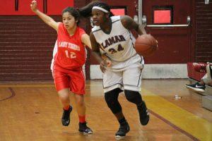 Lamar Girls 8th Grade A Basketball vs. South Belton