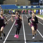 Lamar girls track results at Travis Invitational