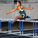 Travis girls track results from the Travis Invitational