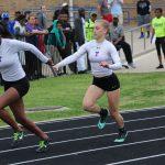 JV girls claim 17-5A track & field championship