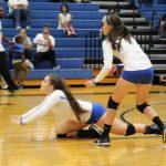 JV Volleyball defeats Killeen