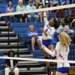 Temple outlasts Killeen for five-set victory