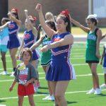 Lil' Wildcat Cheer Camp Registration Underawy