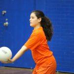 Bonham, Lamar, Travis 7th Grade Volleyball Scrimmage