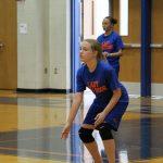 Bonham, Lamar, Travis 8th Grade Volleyball Scrimmage